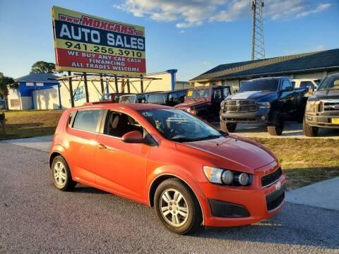 2012 Chevrolet Sonic for sale at Mox Motors in Port Charlotte FL
