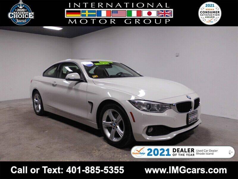 2014 BMW 4 Series for sale at International Motor Group in Warwick RI