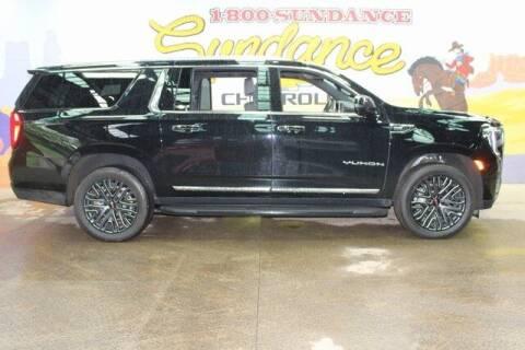 2021 GMC Yukon XL for sale at Sundance Chevrolet in Grand Ledge MI