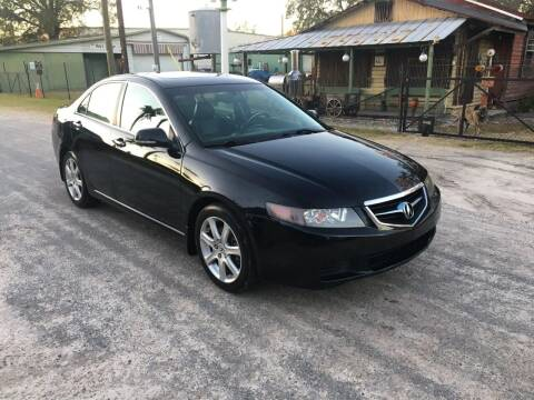 2005 Acura TSX for sale at OVE Car Trader Corp in Tampa FL