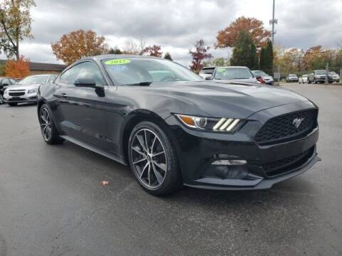 2017 Ford Mustang for sale at Newcombs Auto Sales in Auburn Hills MI