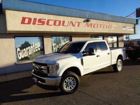 2018 Ford F-250 Super Duty for sale at Discount Motors in Pueblo CO