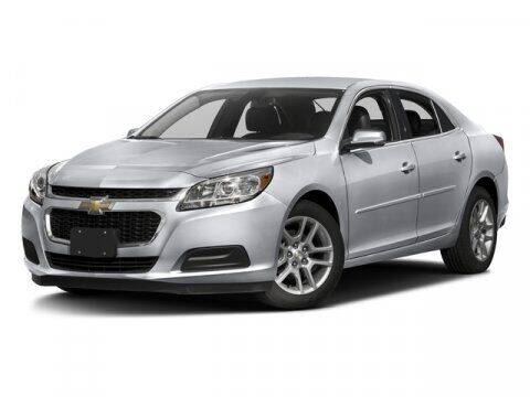 2016 Chevrolet Malibu Limited for sale at Suburban Chevrolet in Claremore OK