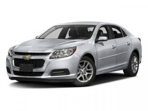 2016 Chevrolet Malibu Limited for sale at Jimmys Car Deals at Feldman Chevrolet of Livonia in Livonia MI