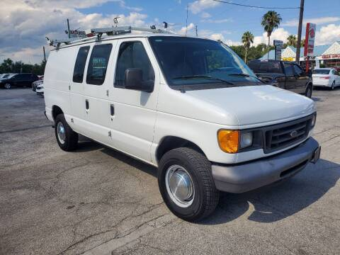 2006 Ford E-Series Cargo for sale at Mars auto trade llc in Kissimmee FL