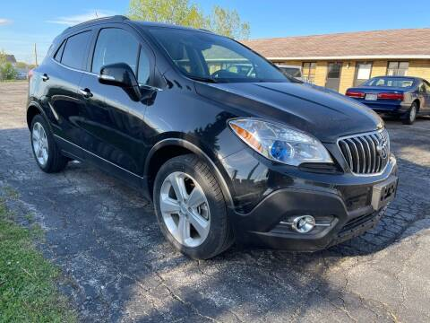 2015 Buick Encore for sale at Wyss Auto in Oak Creek WI