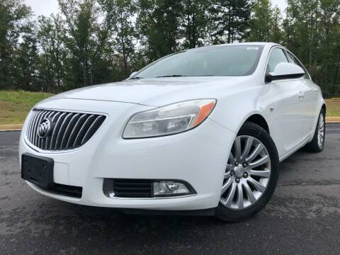 2011 Buick Regal for sale at El Camino Auto Sales in Sugar Hill GA