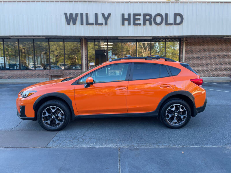 2018 Subaru Crosstrek for sale at Willy Herold Automotive in Columbus GA