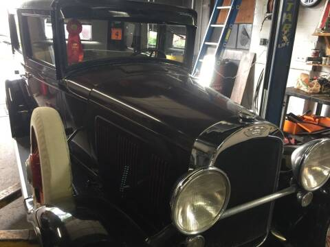 1930 Willys 98-B for sale at Union Street Auto in Manchester NH