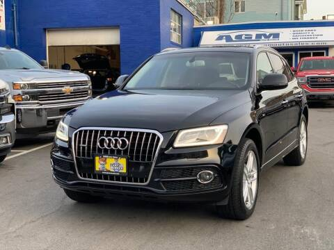 2015 Audi Q5 for sale at AGM AUTO SALES in Malden MA