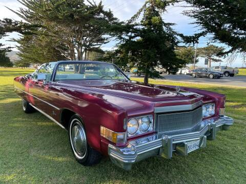 1974 Cadillac Eldorado for sale at Dodi Auto Sales in Monterey CA