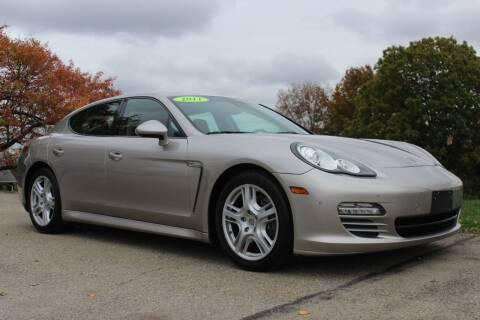 2011 Porsche Panamera for sale at Harrison Auto Sales in Irwin PA