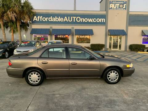 2005 Buick Century for sale at Affordable Autos in Houma LA