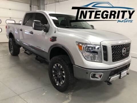 2018 Nissan Titan XD for sale at Integrity Motors, Inc. in Fond Du Lac WI