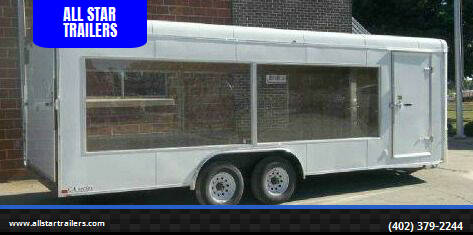 2013 H&H 22 FOOT CARGO for sale at ALL STAR TRAILERS Cargos in , NE