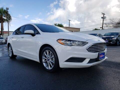 2017 Ford Fusion for sale at All Star Mitsubishi in Corpus Christi TX