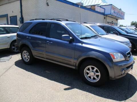 2003 Kia Sorento for sale at First Class Motors in Greeley CO