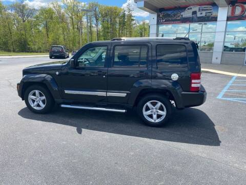 2010 Jeep Liberty for sale at Davco Auto in Fort Wayne IN