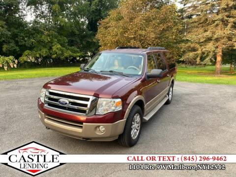2013 Ford Expedition EL for sale at Classified Pre-owned Cars of Marlboro in Marlboro NY