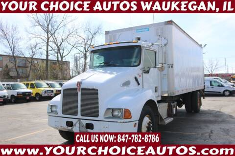 2002 Kenworth T300 for sale at Your Choice Autos - Waukegan in Waukegan IL