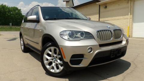 2013 BMW X5 for sale at Prudential Auto Leasing in Hudson OH