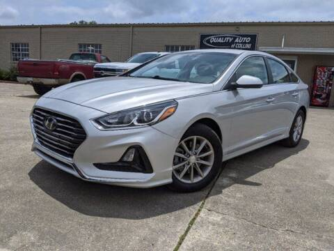 2019 Hyundai Sonata for sale at Quality Auto of Collins in Collins MS