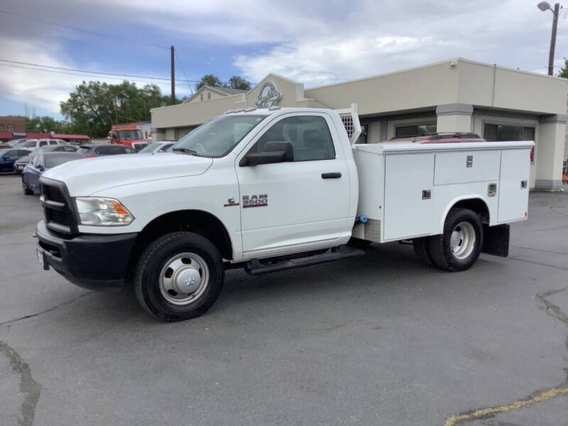 2018 RAM Ram Chassis 3500 for sale at Beutler Auto Sales in Clearfield UT