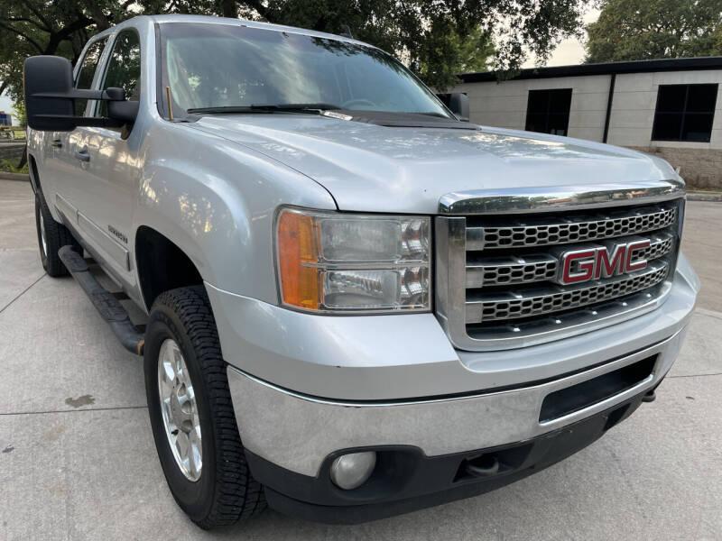 2014 GMC Sierra 2500HD for sale at PRESTIGE AUTOPLEX LLC in Austin TX