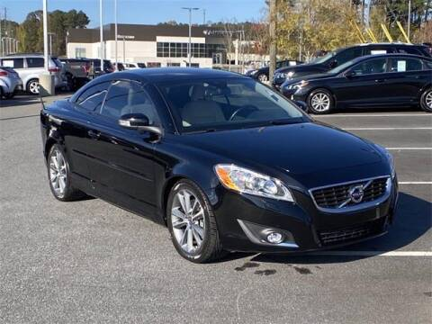 2013 Volvo C70 for sale at CU Carfinders in Norcross GA