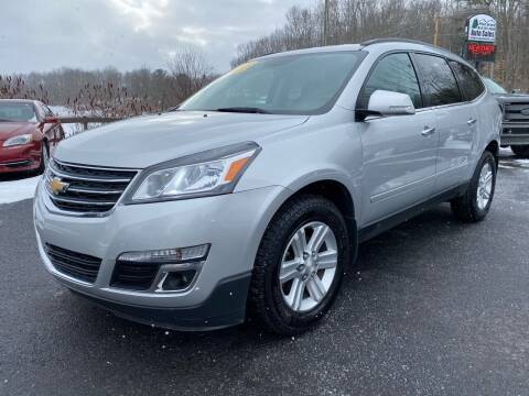 2013 Chevrolet Traverse for sale at Pine Grove Auto Sales LLC in Russell PA