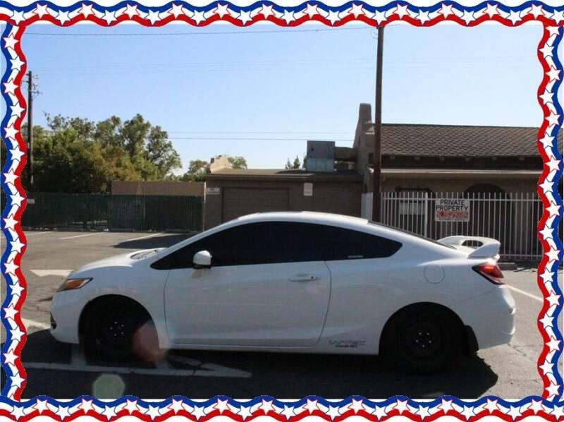 2015 Honda Civic for sale at American Auto Depot in Modesto CA