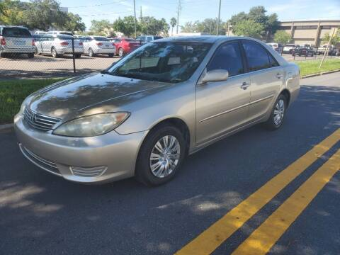 2005 Toyota Camry for sale at Carlando in Lakeland FL