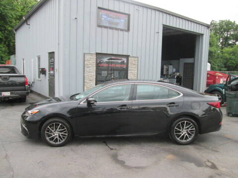 2016 Lexus ES 350 for sale at Access Auto Brokers in Hagerstown MD