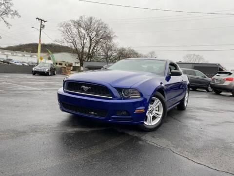 2014 Ford Mustang for sale at Auto Credit Group in Nashville TN