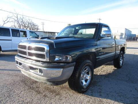 1998 Dodge Ram Pickup 1500 for sale at Grays Used Cars in Oklahoma City OK