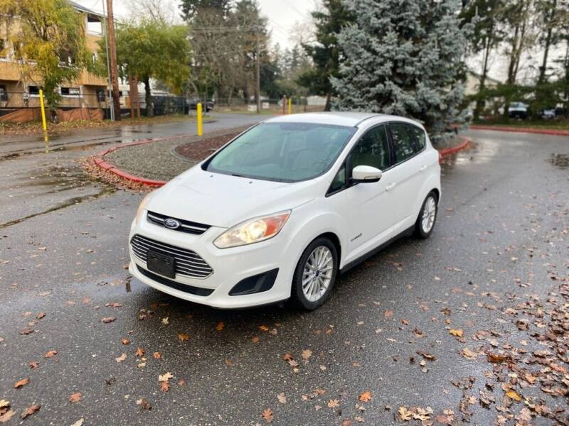 2014 Ford C-MAX Hybrid for sale at Apex Motors Parkland in Tacoma WA