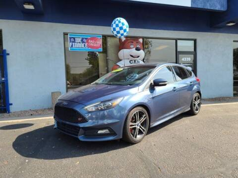 2018 Ford Focus for sale at Pride Motorsports LLC in Phoenix AZ