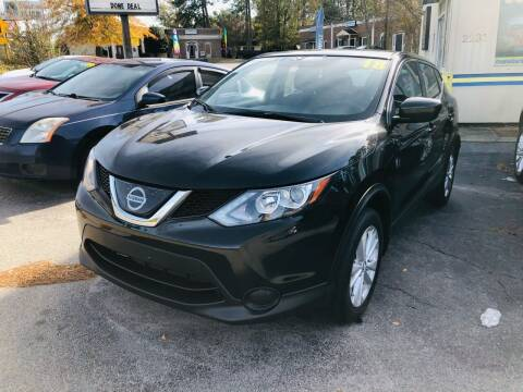 2018 Nissan Rogue Sport for sale at Capital Car Sales of Columbia in Columbia SC