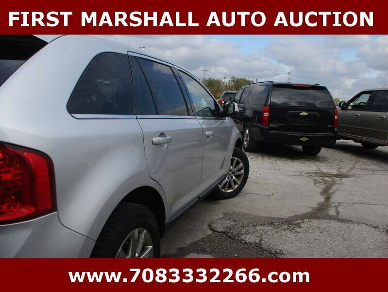 2011 Ford Edge AWD Limited 4dr Crossover - Harvey IL