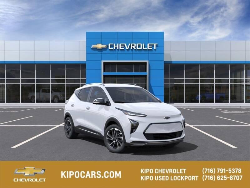 2022 Chevrolet Bolt EUV for sale in Ransomville, NY