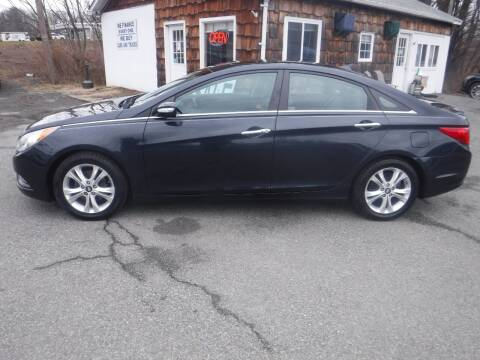 2011 Hyundai Sonata for sale at Trade Zone Auto Sales in Hampton NJ