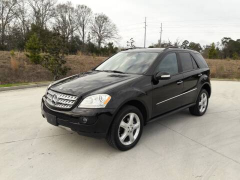 2008 Mercedes-Benz M-Class for sale at Car Shop of Mobile in Mobile AL