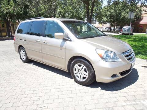 2006 Honda Odyssey for sale at Family Truck and Auto.com in Oakdale CA