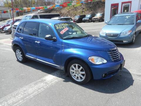 2010 Chrysler PT Cruiser for sale at Ricciardi Auto Sales in Waterbury CT