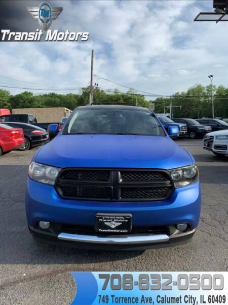 2011 Dodge Durango for sale in Calumet City, IL