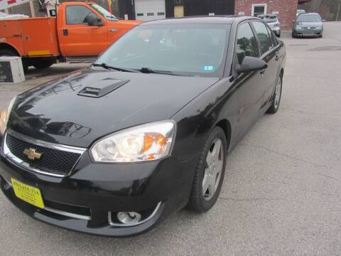 2006 Chevrolet Malibu for sale at Jons Route 114 Auto Sales in New Boston NH