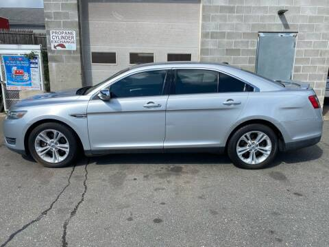 2013 Ford Taurus for sale at Pafumi Auto Sales in Indian Orchard MA