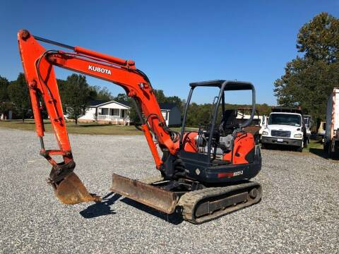 2008 Kubota KX121-3 for sale at Vehicle Network - Joe's Tractor Sales in Thomasville NC