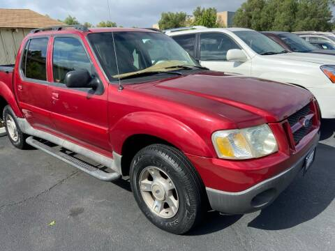 2004 Ford Explorer Sport Trac for sale at Coast Auto Motors in Newport Beach CA