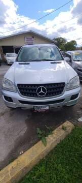 2006 Mercedes-Benz M-Class for sale at Chicago Auto Exchange in South Chicago Heights IL
